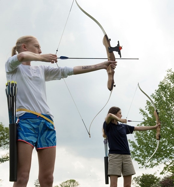 Linden Hall Archery Team
