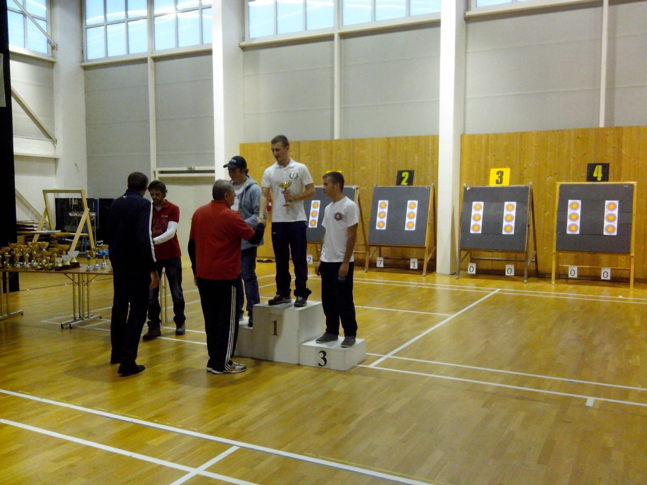 scoring competition